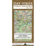 Day Hikes Glacier National Park Map Guide