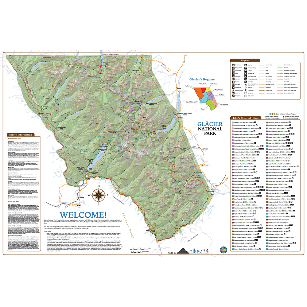 Picture Of Diagram Yellowstone Ash Map Millions Ideas Diagram - Us national parks wall map