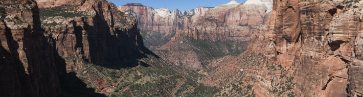 Canyon Overlook Trail