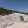 Monument Geyser Basin
